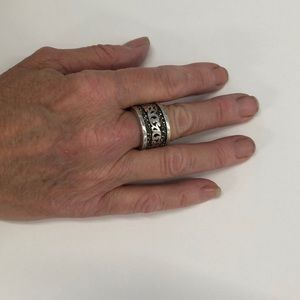 Lois Hill 92.5% Silver Ring